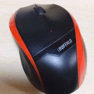 【値下げ】BUFFALO 無線マウスいりませんか?