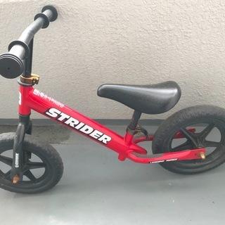 ストライダー 赤 STRIDER