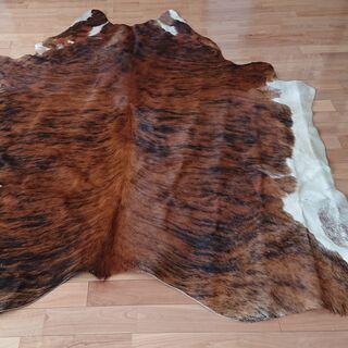 本牛革ラグマット 230×220cm