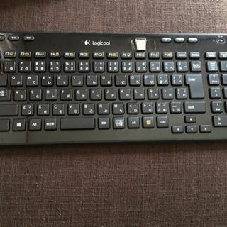 logicool キーボードk360