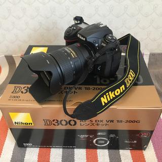 Nikon D300 カメラ📷レンズキット 値下げ❗️