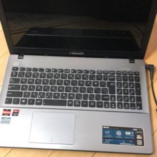 ノートパソコン X550D