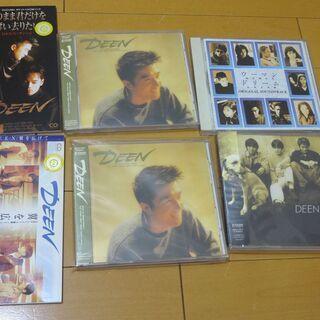 ■DEEN CD まとめて 1st アルバム I wish シン...