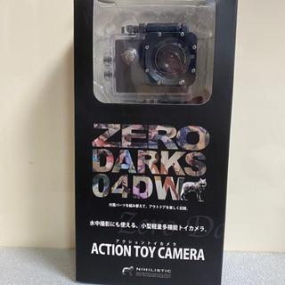 アクショントイカメラ-ZERO DARKS 04DW