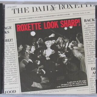 中古CD【ロクセット】LOOK SHARP!