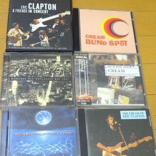 ■Eric Clapton CD DVD まとめて クロスロード...