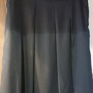 Mint Breeze フレアスカート 黒 サイズ72