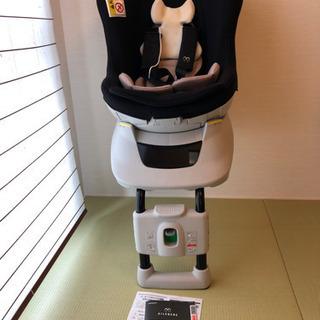 チャイルドシート  回転式 新生児OK エールべべ 360ターン...