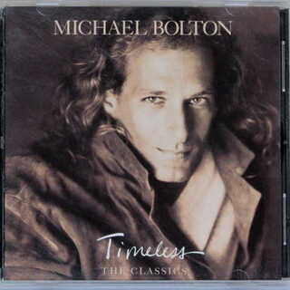 中古CD【MICHAEL BOLTON】Timeless (輸入盤)