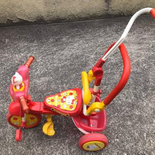 ハローキティー三輪車