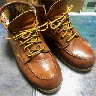 ブーツ、革靴 お預かり保管サービス