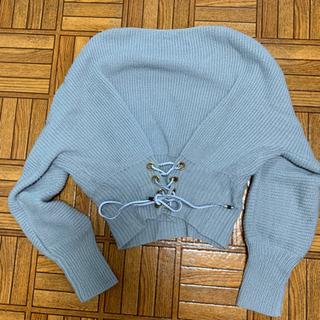 グレーセーター