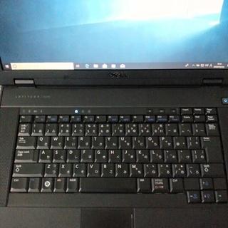 (代引可能)WIN10 DELL LATITUDE E5500 - パソコン