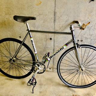 日本未輸入ビアンキ Bianchi 55インチ自転車