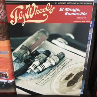 フライウィール Fly Wheels ISSUE #04