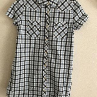 【再値下げ】ロングシャツ