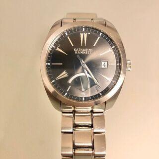 キャサリンハムネット腕時計