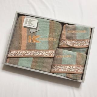 HIROKO KOSHINO タオル3枚セット