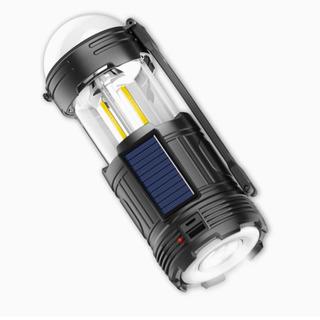 新品 LEDランタン 充電式 電池式 3in1給電方法 ソーラー...
