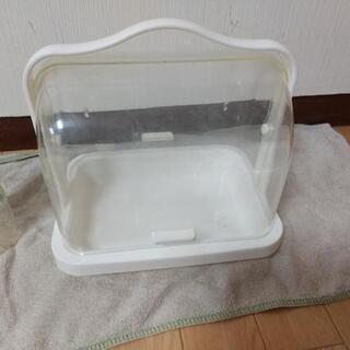 キッチン雑貨  小物ケース(?) 食器ケース(?)