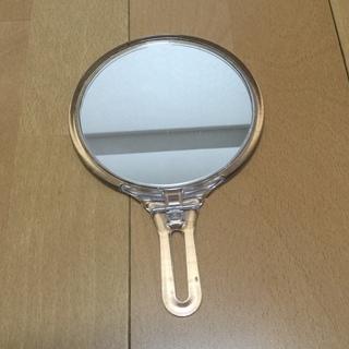 手鏡、卓上鏡両用