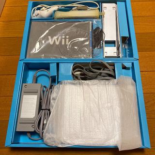Wii本体、ソフトのセット