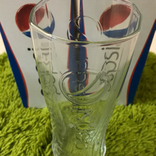 ペプシ オリジナルグラス2個組 未使用 ①