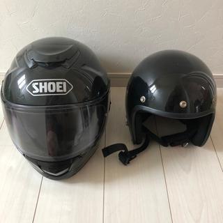 バイク用ヘルメット セットの画像