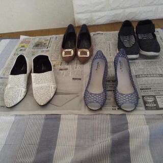 レディース靴色々 M~L