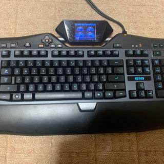 ゲーミングキーボード ロジテックG19