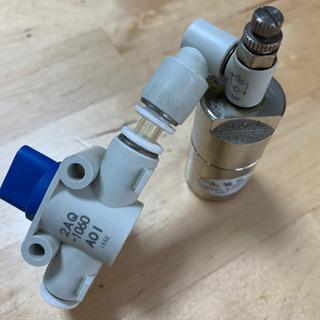 中古 CO2 レギュレーター スピコン一体型