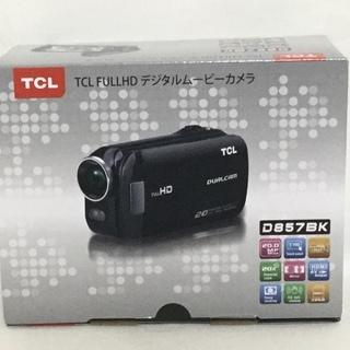 TCL★FULLHD★フルハイビジョン★デジタルムービーカメラ★...