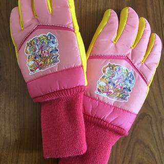 プリキュア 手袋
