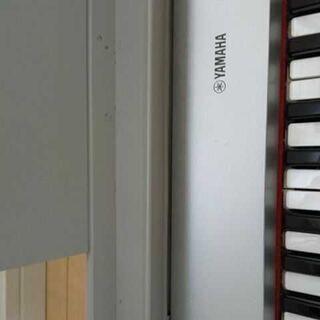 YAMAHA 電子ピアノ - 売ります・あげます