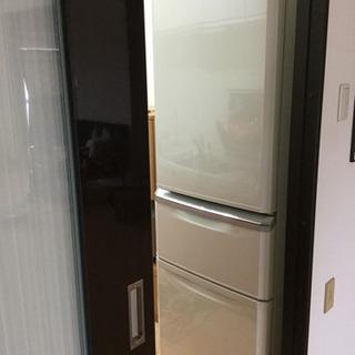 冷蔵庫 真っ白!!