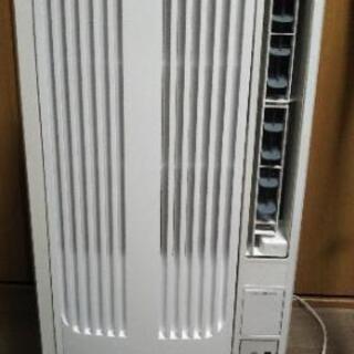 18年製KOIZUMIウインド縦型窓用エアコン