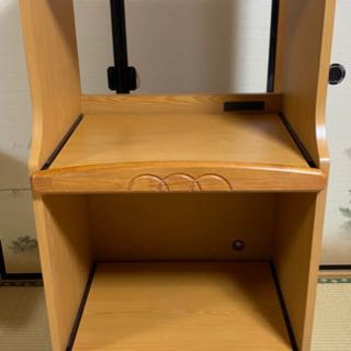 キッチン収納 キッチンワゴン 木製
