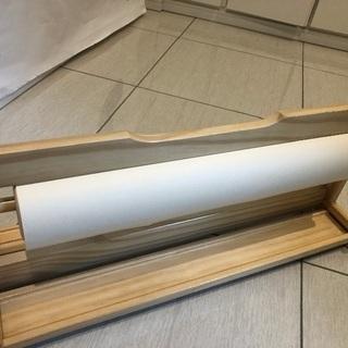 IKEA☆子どもお絵かきロール紙&収納台☆