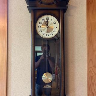 柱時計 掛け時計