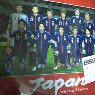 サッカー JAPANナショナルチーム
