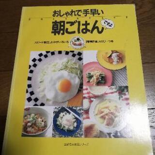 朝ごはん(レシピ)