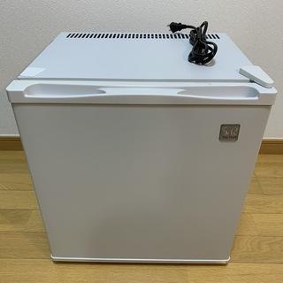1ドア電子冷蔵庫 冷庫さんcute 20L ペルチェ方式 ホワイト