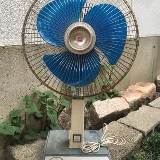 オブジェ 昭和レトロ 扇風機