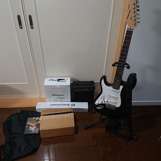 サクラ楽器 エレキギター入門20点セット 【左利き用】