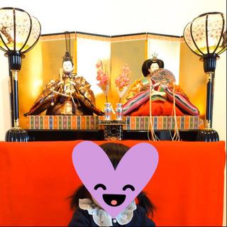 雛人形(七段飾り)