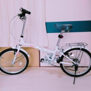 折り畳み自転車☆土日限定7000円☆