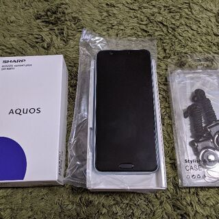 SHARP AQUOS sense3 plus SH-RM11 ...