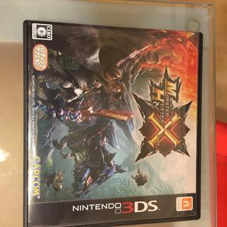 3DS モンスターハンタークロス