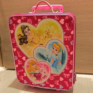ディズニー プリンセス スーツケース Disney Prince...