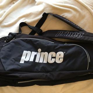 【美品】プリンス prince ラケットバッグ ラケットバック テニス